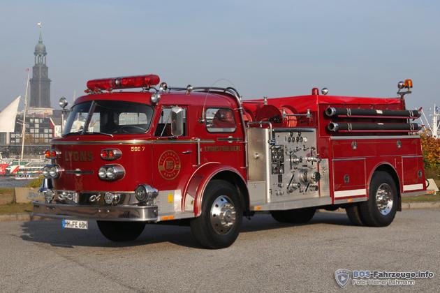Amerikanische Feuerwehr Serie