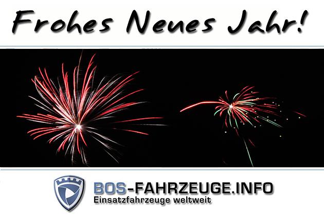 Frohes Neues Jahr! - BOS-Fahrzeuge - Einsatzfahrzeuge und Wachen ...
