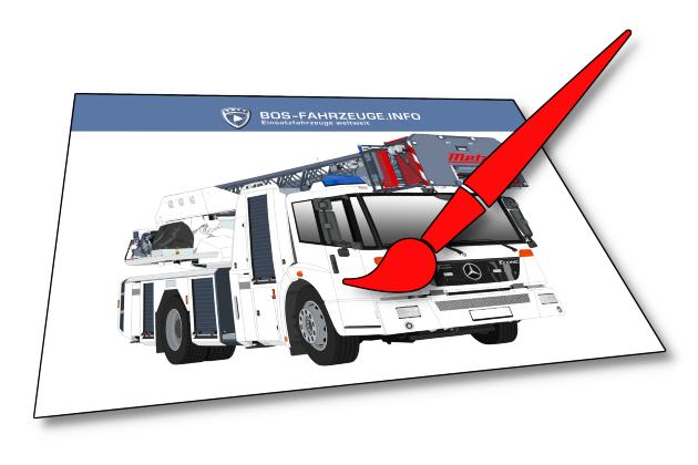 ausmalbilder von einsatzfahrzeugen  bosfahrzeuge